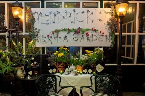 rent a garden - hey type me