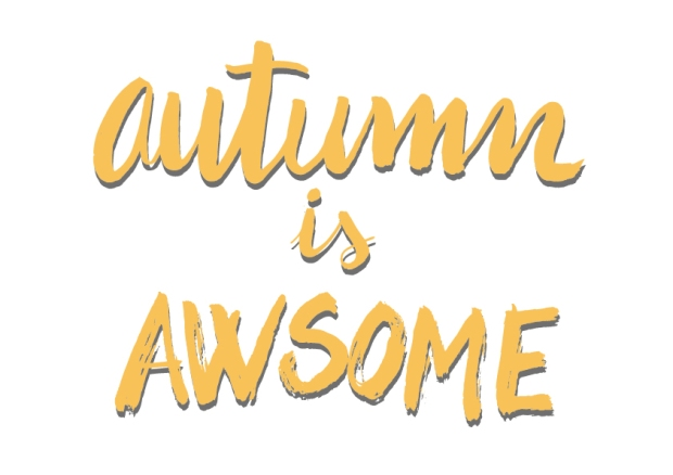 autumn-is-awsome-heytypeme