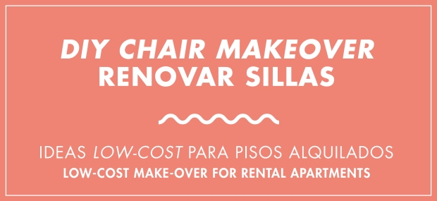 TITULO_LOWCOST2 diy chair makeover renovar sillas