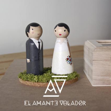 SHOP - EL AMANTE VOLADOR