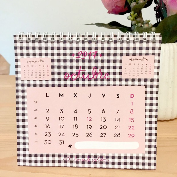 calendario EL AMANTE VOLADOR 06